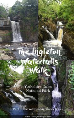 Walking the Ingleton Waterfalls Trail - Travel Junkie Girl Places To Visit Uk, Places To Travel, Places To Go, Yorkshire Dales, North Yorkshire, Yorkshire England, Cornwall England, Instagram Inspiration, Waterfall Trail
