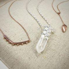 Little lovelies coming your way soon #sneakpeek #jewelry