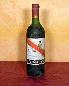VIÑA VIAL BODEGAS FEDERICO PATERNINA COSECHA 1969
