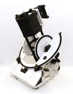 3ders.org - Open Space Agency releases first 3D printable files for Ultrascope Explorer Plus telescope | 3D Printer News & 3D Printing News