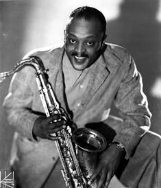 "didierleclair: ""BIG BEN… Ben Webster is smiling """