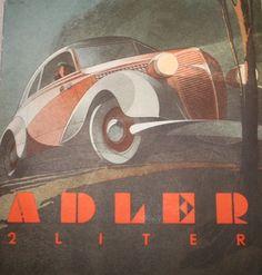 Adler 2 Liter - Prospekt