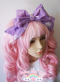 $37.00 Rainbow Stardust Head bow