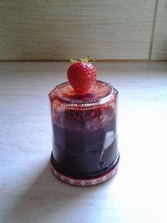 Confiture de fraise au thermomix