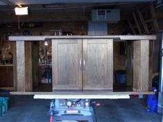 Large Aquarium Stand - by RS Woodworks @ LumberJocks.com ~ woodworking community