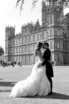 Grand Wedding (BridesMagazine.co.uk)