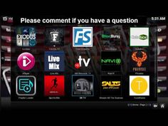 live channel and iptv Kodi addon 2016 and movies Top and Best kodi The post live tv channels new MAY Kodi addons 2016 appeared first on Best Iptv Addon.