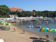 Castiglioncello  e Hotel Miramare  http://www.albergo-miramare.it