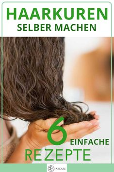 Haarkur selber machen: 6 einfache Rezepte für Haarmasken by Irina Kapatschinski Whether strained or dry hair, split ends or a quick greasy approach - with the right hair mask you get these beauty prob Homemade Dry Shampoo, Diy Shampoo, Mascarilla Diy, Beauty Care, Beauty Hacks, Beauty Tips, Beauty Products, Hair Cure, Curly Hair Styles