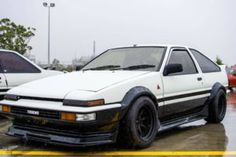 Toyota AE86, AE86, Toyota, Car, Japanese Cars Wallpaper