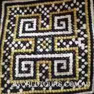 Hmong embroidery - 2worldtours.com.au