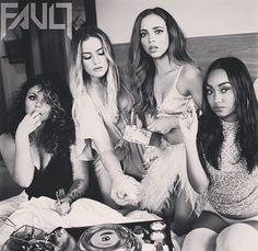 Little Mix - Fault Magazine (Photoshoot). Perrie Edwards, Little Mix Outfits, Little Mix Girls, Jesy Nelson Instagram, Meninas Do Little Mix, Little Mix Photoshoot, My Girl, Cool Girl, Little Mix Instagram