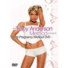 TA Post-Pregnancy Workout DVD fitness