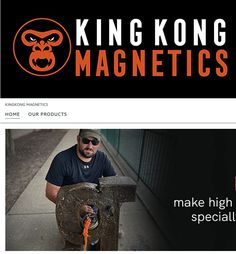Hey! If you love using Amazon to make your purchases, check out our new store right here! Magnet Fishing, King Kong, Magnets, Love You, Amazon, Store, Metal, Check, Te Amo