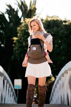 ERGObaby Original Collection Baby Carrier - Aussie Khaki