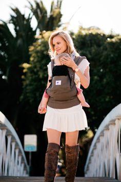 ERGObaby Original Collection Baby Carrier - Aussie Khaki  #ergobaby #babywearing