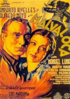 Malvaloca - Solo cine clásico español