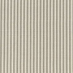 Mitford Silk Ticking - Truffle - Fabric - Products - Products - Ralph Lauren Home - RalphLaurenHome.com