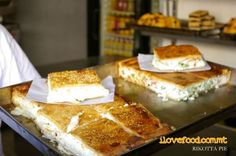 A Maltese traditional lunch or dinner favourite. Torta tal-Irkotta recipe. Easy to make and we loved it hot or cold, cut into squares for snacks.