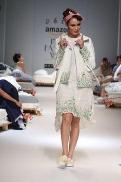#AIFWSS16 #spring #summer #Pero #AneethArora #fashionweek #label #relaxed #fabrics #ComfortClothing #fresh #soft #pyjama #nightstay #vintage #fancy #fun