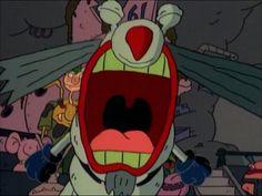 RAWR!!!! The Gromble