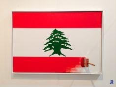 Spotted At London Global Art, Art Fair, Contemporary Art, Art Gallery, Flag, London, Design, Art Museum, Contemporary Artwork