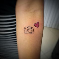60 little tattoos that will inspire your next ink (part My first tattoo was a little. I am super hesitant and say that I have spent most of my life finding a tattoo design that suits me while still keeping . Mini Tattoos, Dreieckiges Tattoos, Mädchen Tattoo, Neue Tattoos, White Tattoos, Wrist Tattoo, Arrow Tattoos, Word Tattoos, Tattoo Flash