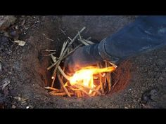 How To Build A Stealth Fire And The Smokeless Dakota Fire Pit   Home Design, Garden & Architecture Blog Magazine