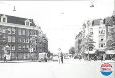 Amsterdam West: Het Hugo de Grootplein omstreeks 1970
