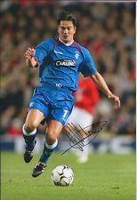 Michael MOLS  Glasgow Rangers