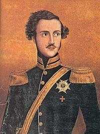 Gustaf, Duke of Uppland (1827 - 1852). Son of Oscar I and Josephine pf Leuchtenburg.