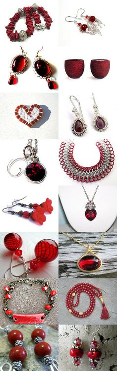 Seeing Red... by MadScientistsDesigns on Etsy--Pinned with TreasuryPin.com