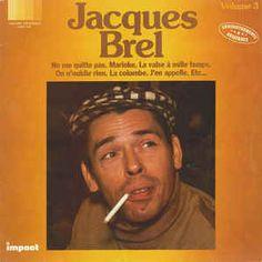 Jacques Brel - Vol. 3: buy LP, Comp, RE at Discogs