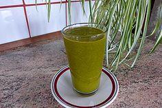 krümeltigers Gemüsesmoothie, ein raffiniertes Rezept aus der Kategorie Vegan.