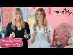 MONITOR | Rita Pinotti | GRANOULAGE | Manos a la Obra - YouTube Monitor, Youtube, Crown, Videos, Diy, Inspiration, Patterns, Drawing Art, Tutorials