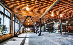 A Day at the Pinterest HQ: Next door, Ben took me on a tour of the area into which Pinterest will expand when it undoubtedly grows… - photo from #treyratcliff Trey Ratcliff at http://www.StuckInCustoms.com - all images Creative Commons Noncommercial