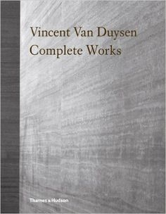 | BOOKS | Vincent Van Duysen Complete Works: Duysen Vincent Van, I Crawford, Dubois: Books - #Amazon.ca