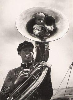 duet, New York, 1940, photographer John Phillips