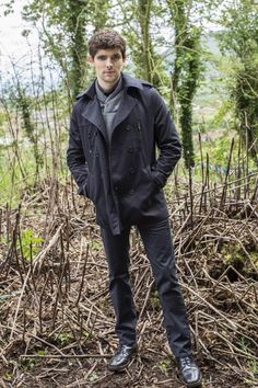Colin Morgan in The Fall (as detective Tom Anderson)