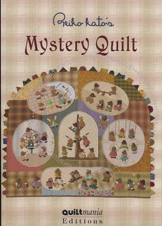 Reiko Katos Mystery Quilt - Quilt Projects    2013 December Published    Language : ENGLISH    This Package Weight: NET 211 Grams    Reiko Katos