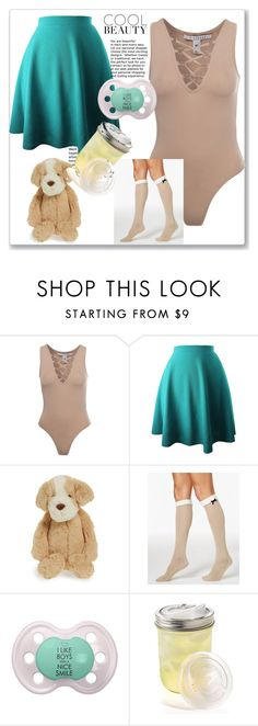 """Anna"" by ry-luve on Polyvore featuring NLY Trend, Jellycat and Hue"