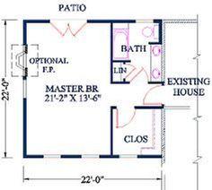 Luxury Master  Bathroom Floor Plans- Your Ultimate Demand: Small Master Bedroom Floor Plans ~ latricedesigns.com Architecture Inspiration