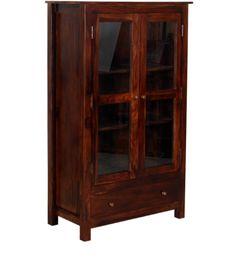 Librerie e Scaffali Teak Provinciale Legno di sheesham BC-1617149 X 88 X 45 CM | Arts of India – Italy