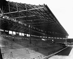 Liverpool FC's Anfield stadium through the ages Liverpool Stadium, Liverpool Fans, Liverpool Football Club, Blackpool Hotels, Hillsborough Disaster, Liverpool Cathedral, This Is Anfield, The Sporting Life, Everton Fc