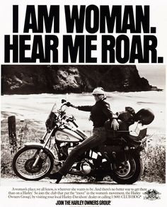 I remember this same poster hanging up in Sue's motorcycle shop, where she and mom were Harley mechanics.  Wish I had this poster now.