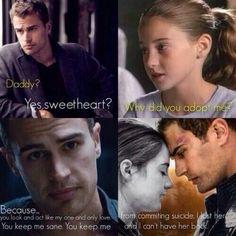 Divergent I love Tobias Eaton Divergent Hunger Games, Divergent Fandom, Divergent Trilogy, Divergent Insurgent Allegiant, Divergent Movie Scenes, Divergent Funny, Insurgent Quotes, Divergent Quotes, Book Tv