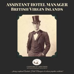 New Job Opening: Assistant Hotel Manager in British Virgin Islands Front Office, Apply Online, Job Opening, Island Resort, British Virgin Islands, New Job, Boating, Housekeeping, Searching