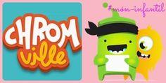 Actividad de RA realizada con la mezcla de las apps Chromville y ClassDojo. Usada por Mireia Torrent en su blog Món Infantil. #AR #RA #realidadaumentada #app #infantil #educación #innovación #chromville #classdojo