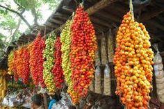corozos- Palm fruit