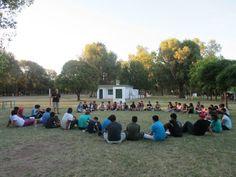 Convención de Hombres y Mujeres Jóvenes en Colonia Barón La Pampa, Estaca Santa Rosa Argentina. 05 al 07 de Febrero de 2015.-